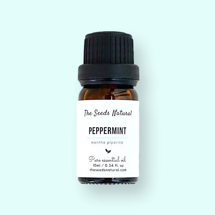 Peppermint Pure Essential Oil (Premium)