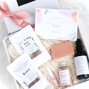 [Mother's Day Gift] Rejuvenating Organic Skin Care Set