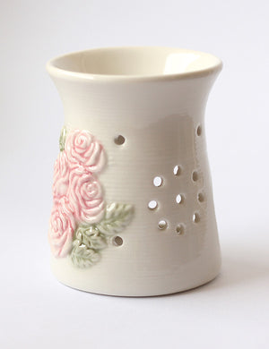 Pink Roses Essential Oil Burner