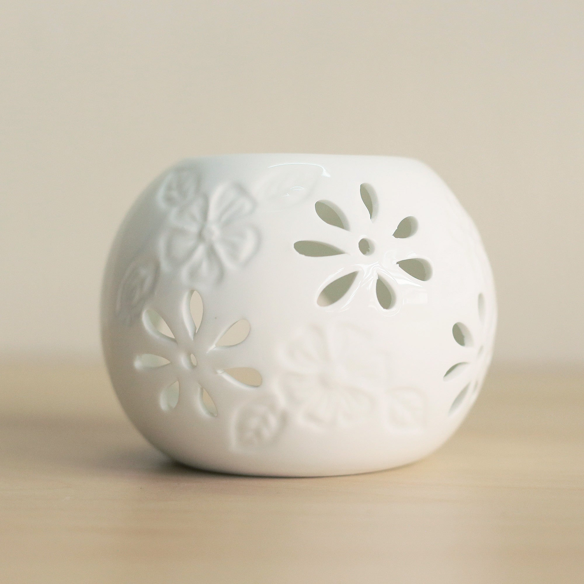 Jasmine Essential Oil Burner