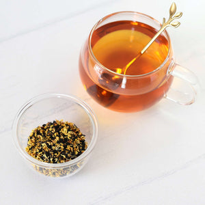 Earl Grey + Osmanthus Flower Tea Blend