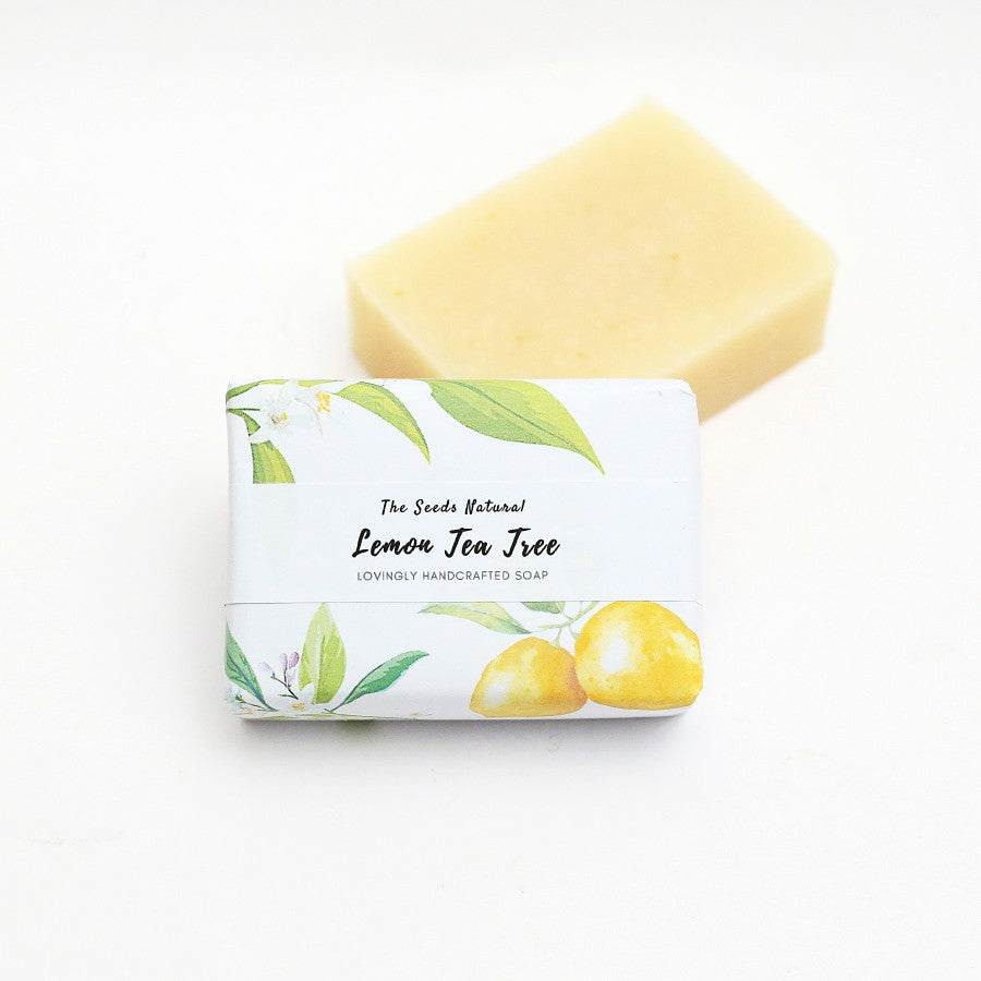 Christmas Soap Gift - Lemon Tea Tree