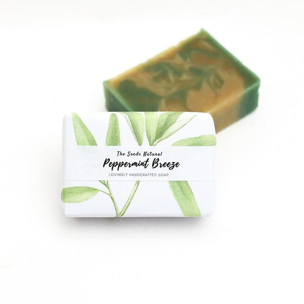 Christmas Soap Gift - Peppermint Breeze