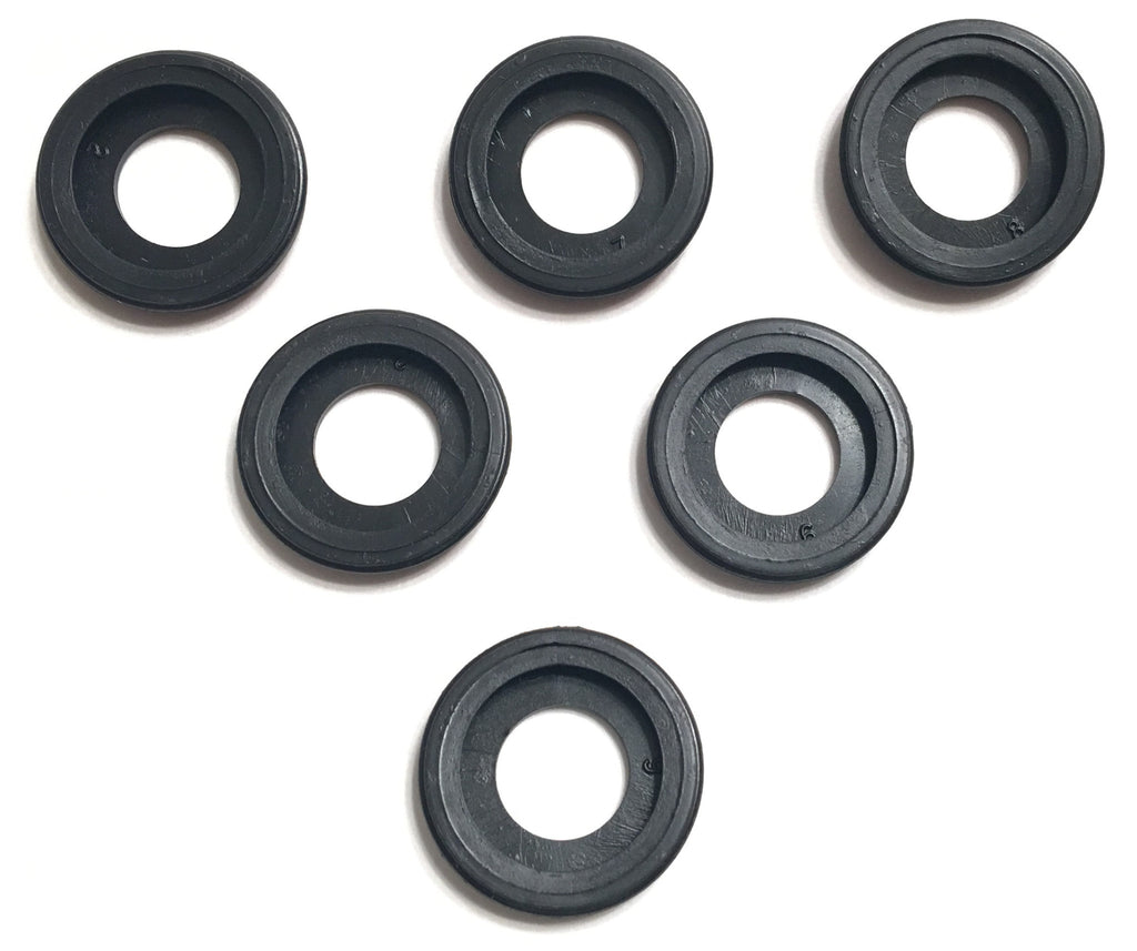 World's Best Garden Hose Quick Connect Heavy Duty Coupler Washer Seal Set 6 Pack