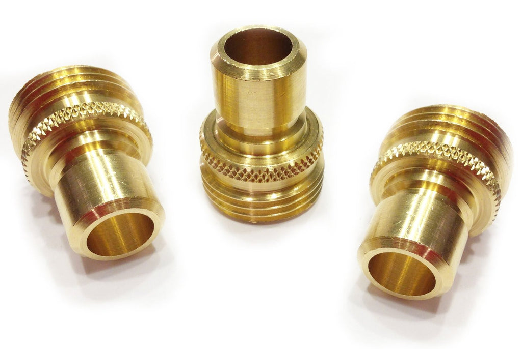 world 39 s best male garden hose quick connect adapter the world 39 s best brass hose nozzles