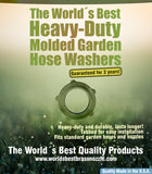 The World's Best Garden Hose Washers 12 Pack