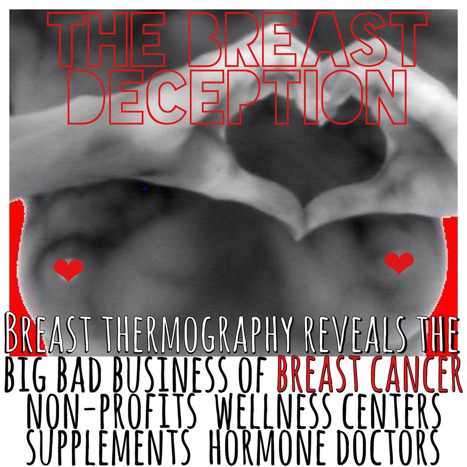 Breast Darn Thermography Blog Ever ~ This Ain't Your Mother's Breast Screening!               Is your clinic performing thermography correctly?