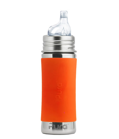 Pura - Stainless Steel Bottle Sippy 11oz