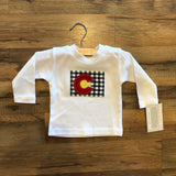 Patches and Puppies -Colorado Shirts and Onesies