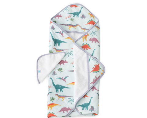Little Unicorn - Cotton Hooded Towel & Wash Cloth
