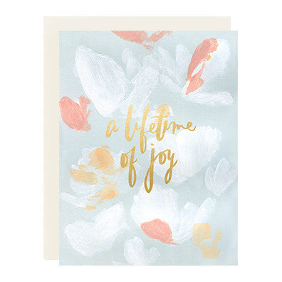 A Lifetime Of Joy Card
