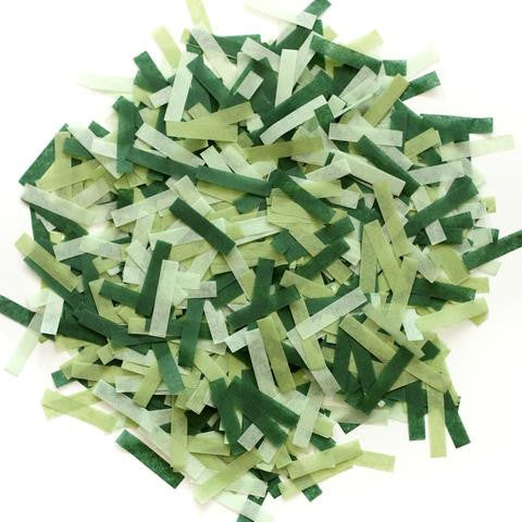 "Evergreen Wreath 3/4"" Circle Confetti"