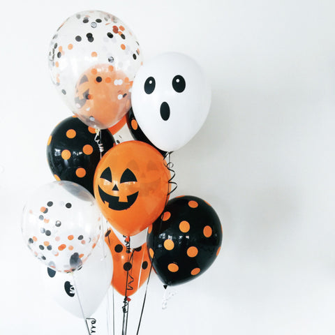 Halloween Balloon Bouquet