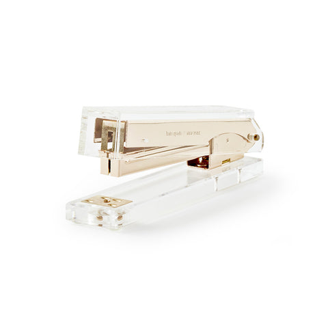 Kate Spade New York Acrylic Stapler