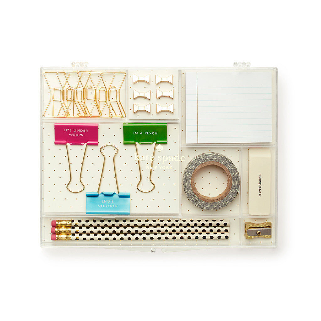 Kate Spade New York tackle box