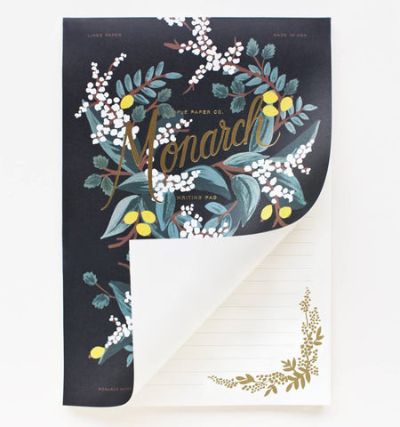 Monarch Notepad