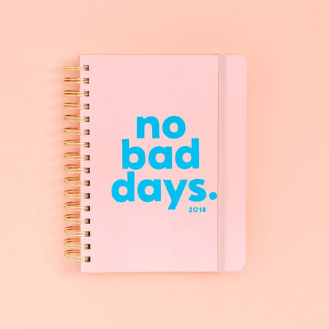 No Bad Days Agenda- Medium