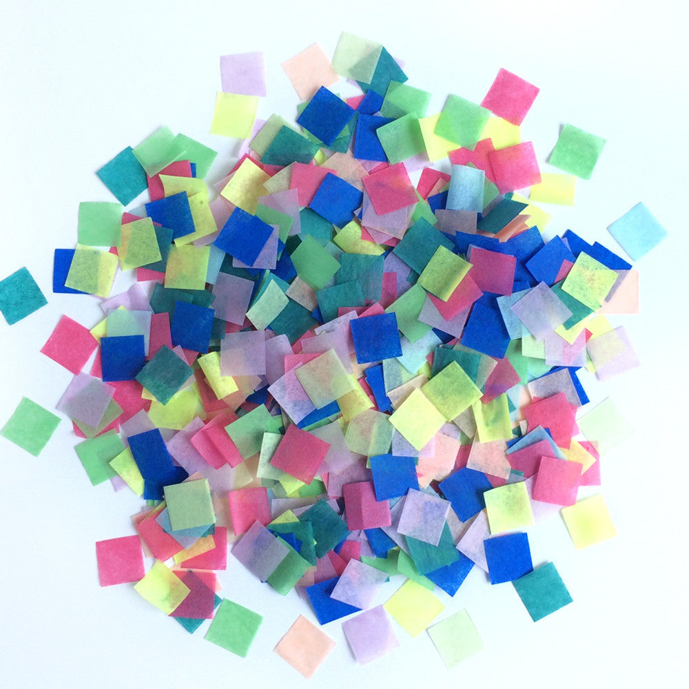"Party Animal 3/4"" Circle Confetti"