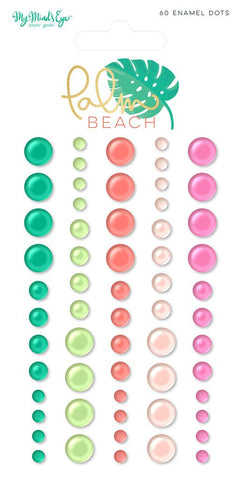 Palm Beach Enamel Dots