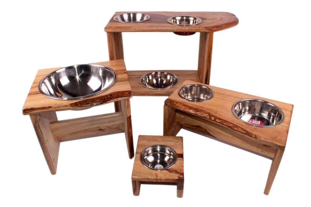 Elevated Pet Dinner Bars