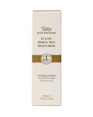 Taylor Of Old Bond Street - Herbal Skin Moisturiser, 75 ml