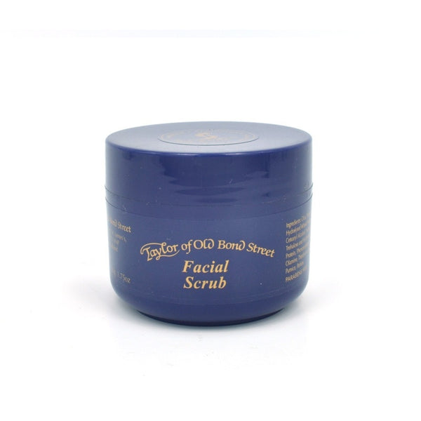 Taylor Of Old Bond Street Facial Scrub, 50 ml