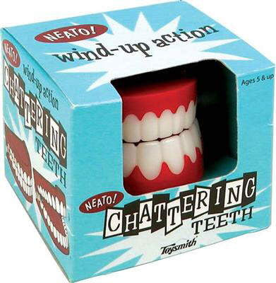 Chattering-Teeth