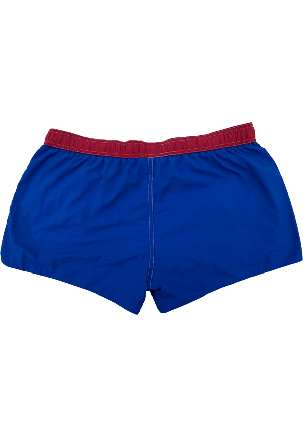 "Quick Dry UV Protection Perfect Fit Blue Beach Shorts ""Venice"" - dreadavinci"