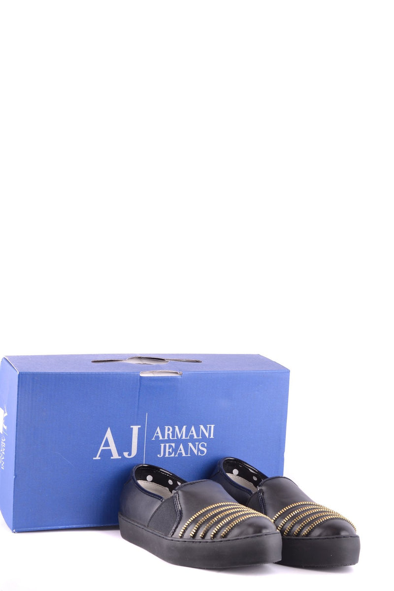Shoes Armani Jeans - dreadavinci