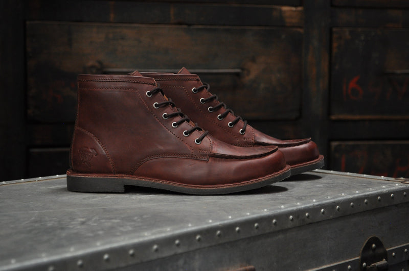 The Cooper | Oxblood Leather - dreadavinci