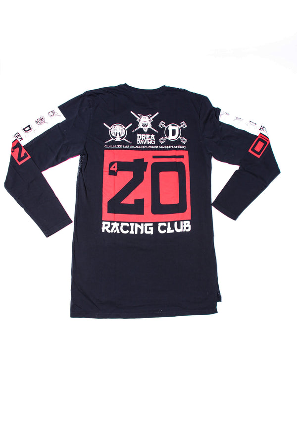 420 Racing Club Long Sleeve Extendo