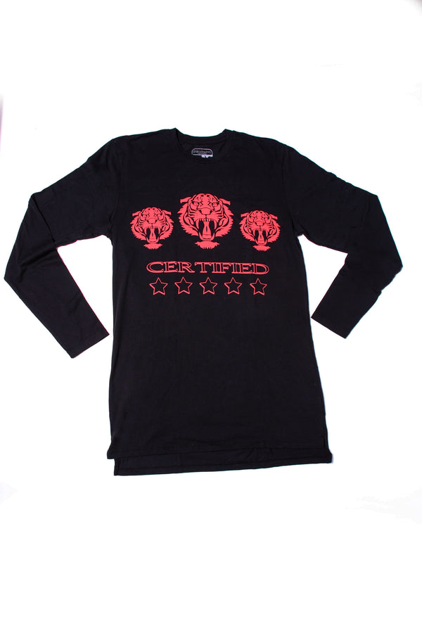 Tigers Long Sleeve