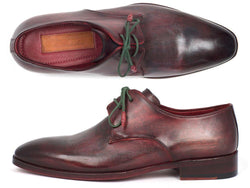 Paul Parkman Men's Mixed Color Derby Shoes (ID#DB59MX) - dreadavinci