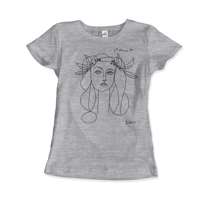 Pablo Picasso War and Peace 1952 Artwork T-Shirt - dreadavinci