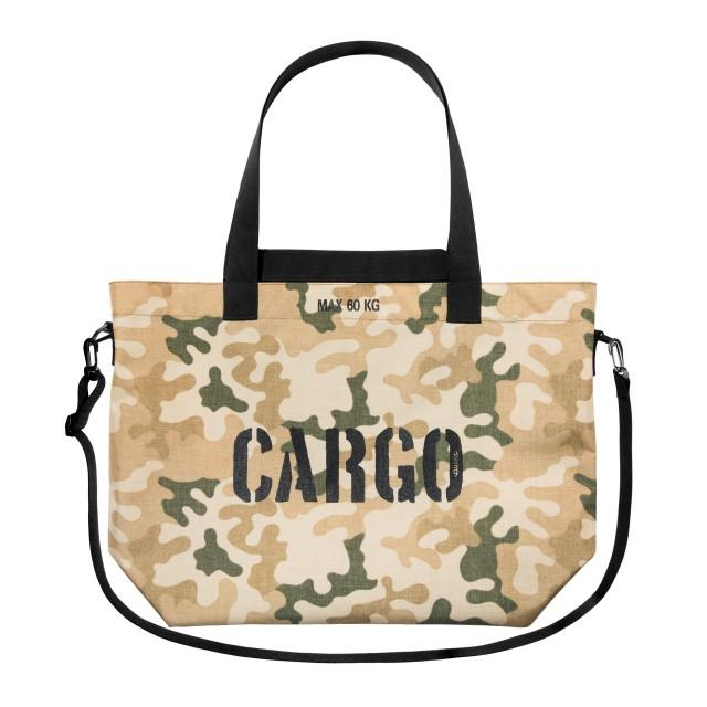 CARGO by Owee XL-size Bag -  WOODLAND - dreadavinci