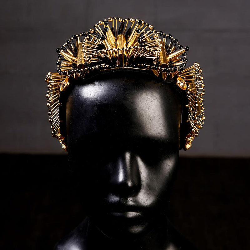 El Dorado Head Crown. - dreadavinci