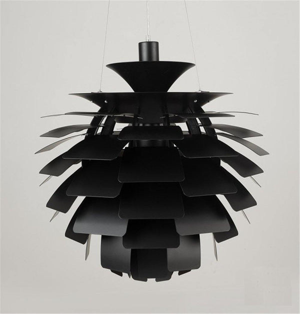 Gunda Pendant Light - Black Edition - dreadavinci