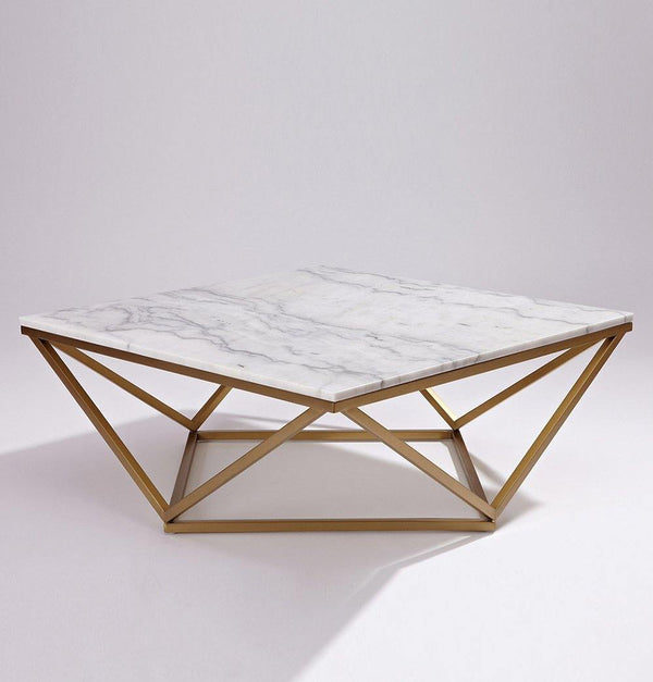Celeste Marble Coffee Table - dreadavinci