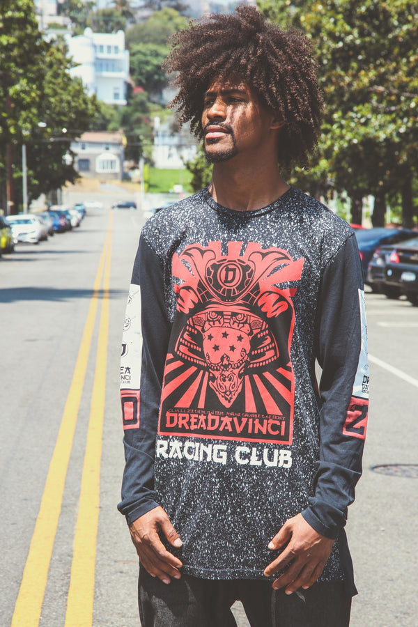 420 Racing Club Long Sleeve Extendo - dreadavinci