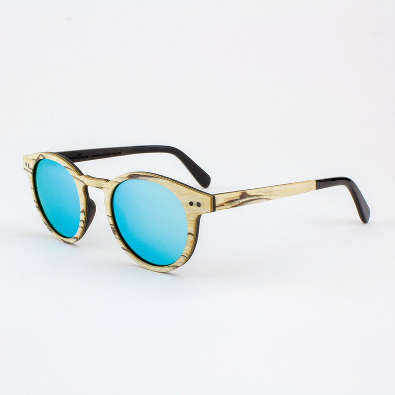 Marion - Adjustable Wood Sunglasses - dreadavinci