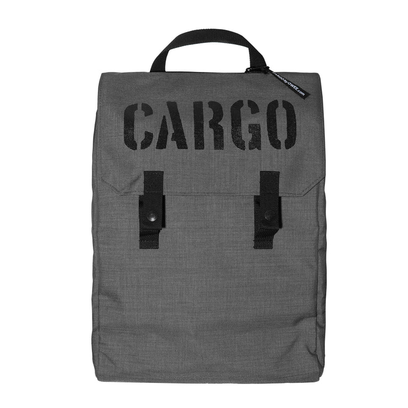 Cargo by OWEE Backpack GREY LARGE - dreadavinci