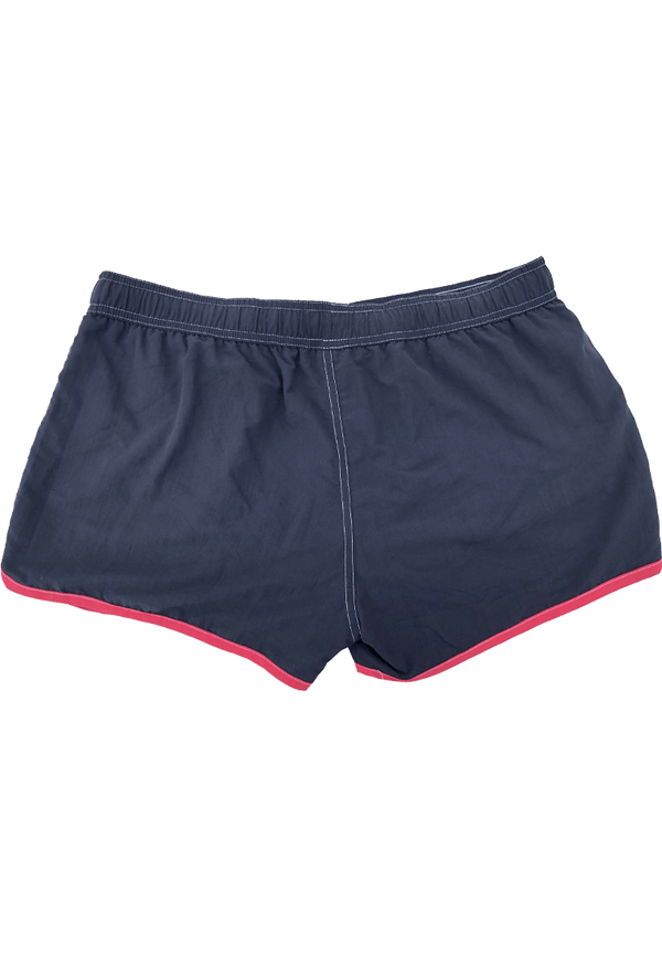"Quick Dry UV Protection Perfect Fit Black Beach Shorts ""CLOUD"" Side Pockets - dreadavinci"