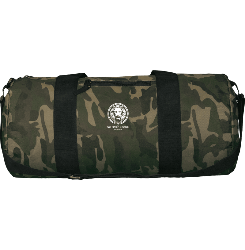 Rambo Bag Travel Bag - dreadavinci