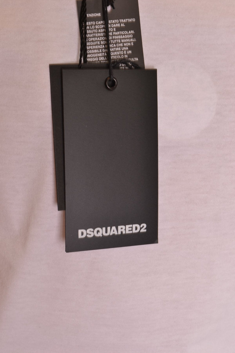 Tshirt Short Sleeves Dsquared - dreadavinci