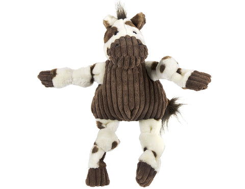 Pony Knottie - Plush Durable Knottie