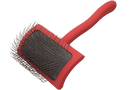"Big G ""Coral"" (Medium) ... Dense Slicker Brush"