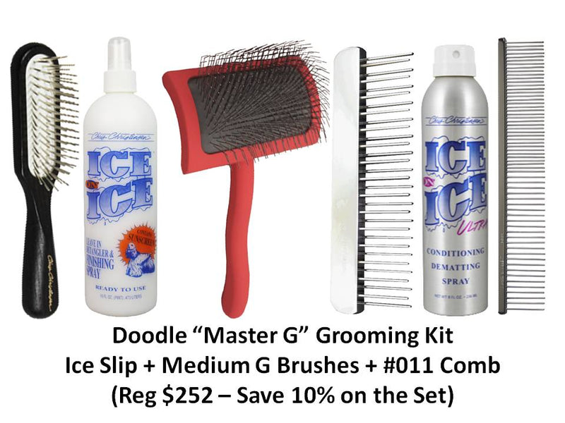 "Doodle ""Master G"" Grooming Kits"