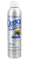 Quench Leave-In Conditioning Spray ... Locks in moisture for healthy coat and skin, superior shine