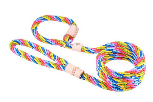 Slip Lead w/Stop - 6' x 13mm (Alvalley) ... 8 colours