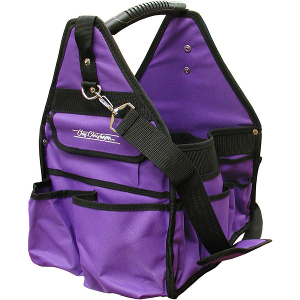 Large Caddy Tote Bag - Purple Only